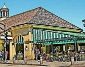 Cafe du Monde, French Quarter, New Orleans 11x14 print