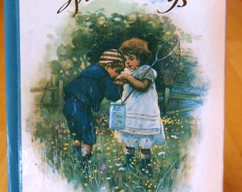 SALE-PRICED Vintage Children's Pop-up Book by Ernest Nister