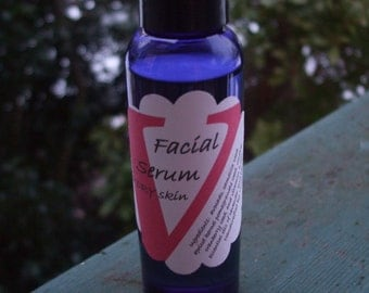 Facial Serum for Normal to Dry Skin
