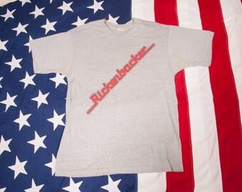 RICKENBACHER Guitar T-Shirt Size L