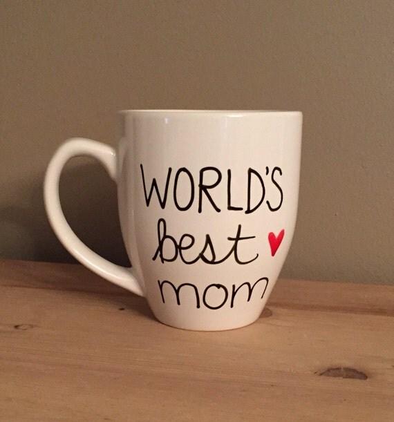 Extrêmement Meilleure maman jamais mug tasse de fête des mères cadeau QV36