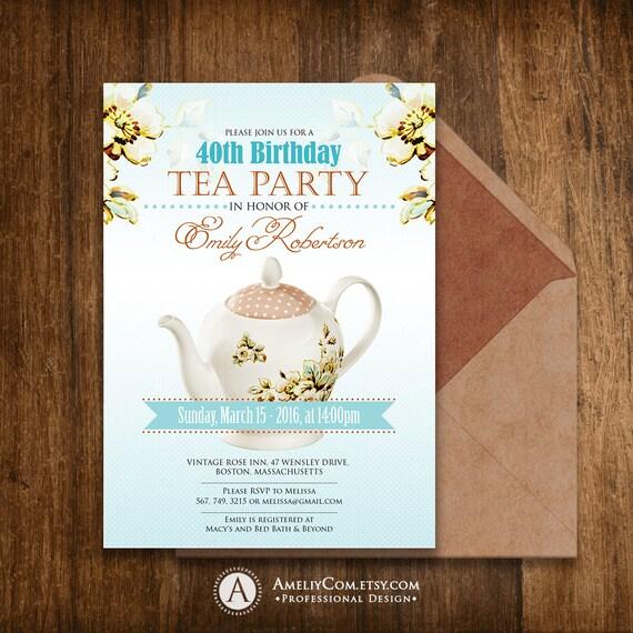 invitations free free printable girls tea party invitations free