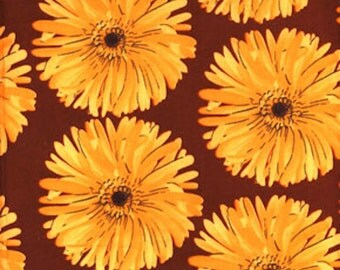 ℳ Tina Givens 100% cotton designer prints TG33 Bliss in Gabriel 45 inches wide fabric by the yard, 1 yard