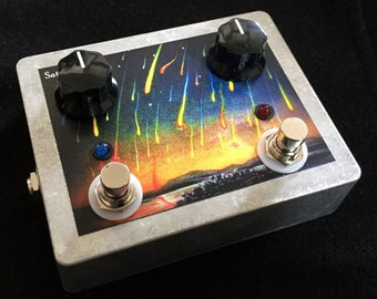 Saturnworks Active A/B Mixer Line Selector Guitar Pedal