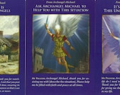 Archangel Michael Channeled Oracle Reading - PDF Document