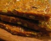 Pistachio Provencal Brittle