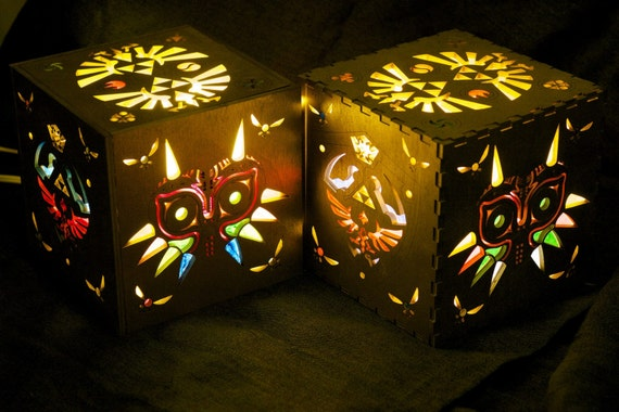 Wonderful Legend Of Zelda Inspired Lamp