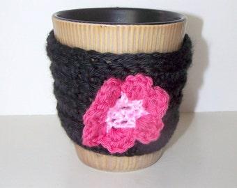 Crochet Mug Cozy Cup Cozy Coffee cozy