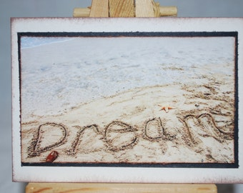 ACEO, Artist Trading Card, Dream, Photograph