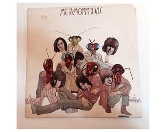 Vinyl: Rolling Stones-Metamorphosis (1975)