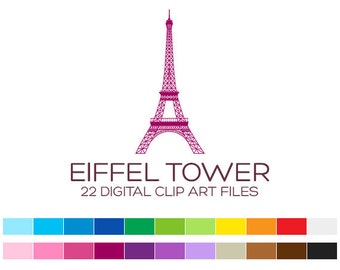 Eiffel Tower Clipart For Personal Commercial Usage