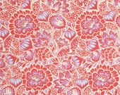 SALE--ELIZABETH--Tula Pink--Bats in the Belfry--Plum--price is per yard