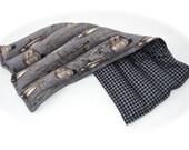 Mens Flannel Fishing Heating Pad