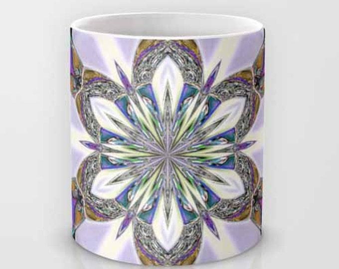 Hearts & Flowerscoffee mug, Digital Art, Photography, Abstract Art, Photo Mug