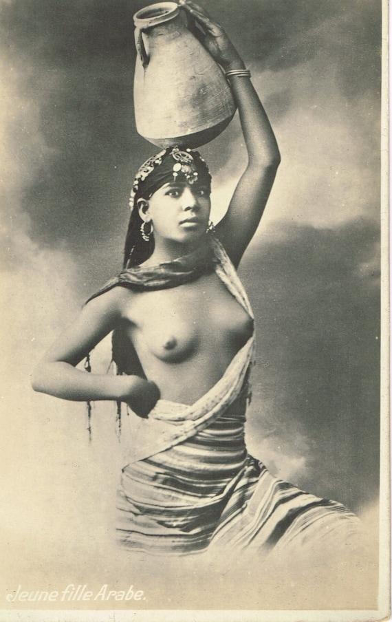 Photos. de femmes nues 1900