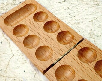 Vintage Wood Game Board, Home Decor, Wall Decor, Office Desk Accessories, Collectible