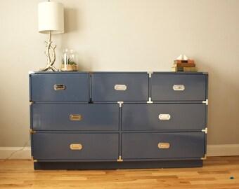 New England Made Custom Made Campaign Dresser