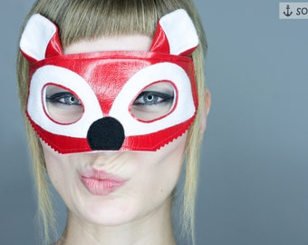 "Mask ""Kitsune"" - Fox"