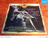 Sale - Vintage Marlene Dietrich Vinyl Record Album German Singer Actress