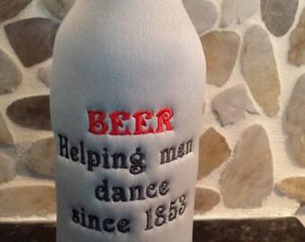 Beer Bottle Cozie