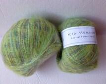 Sale Fern Mix Kid Merino by Crystal Palace Yarns
