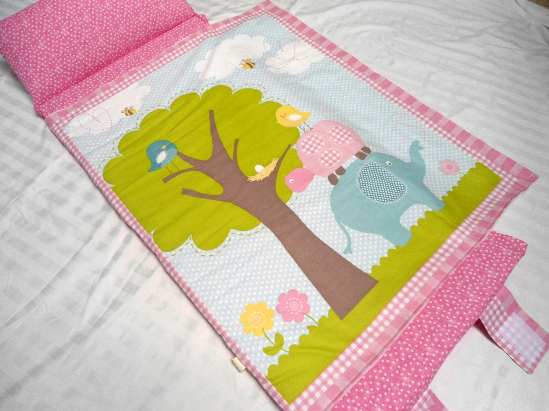 Toddler Preschool Nap Mat Kindergarten By Sewthoughtfulblanket