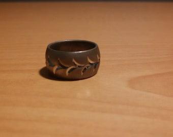 Vintage 18K Gold Filled Ring