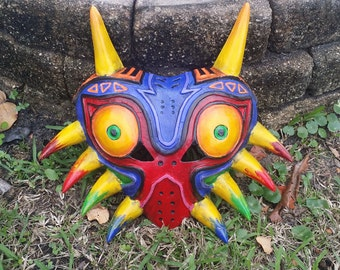 Majoras Mask Replica
