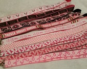 FREE SHIPPING!!!!! Breast Cancer Lanyard- pick style