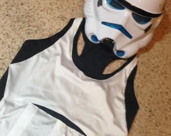 trooper running costume