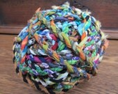 Handmade Fabric Twine - 5 yards