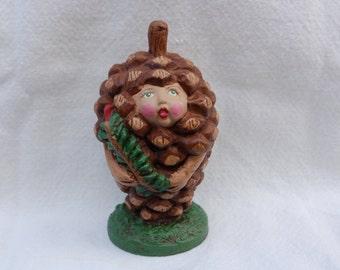 Pine Cone Pixie