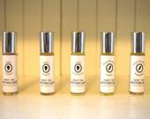 9ml - La Reine Antoinette Perfume Oil - Rose, Moss, Jasmine & Bergamot