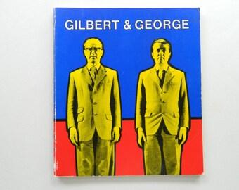 Gilbert and George Art Book - 1984 Baltimore Exhibition - British Artists