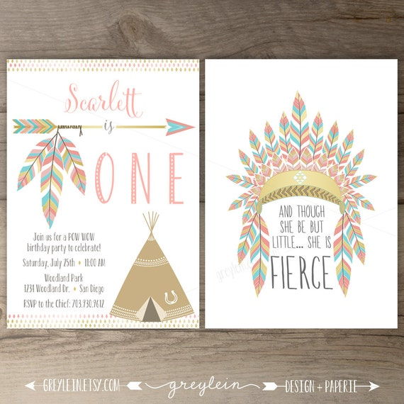 Cowboy And Indian Invitations were Great Sample To Make Amazing Invitation Sample