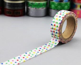 Washi Tape - Japanese Washi Tape - Masking Tape - Deco Tape - WT1064