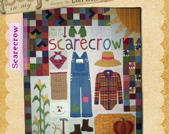 How to Build a Scarecrow pattern