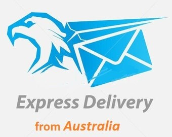16.90  Express Upgrade with Tracking from Australia