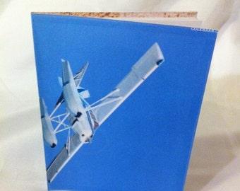 Airplane mini journal