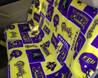 ECU Back Seat Cover