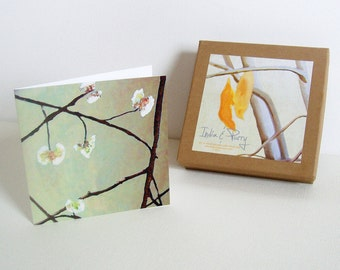 Set of Ten Assorted Notecards