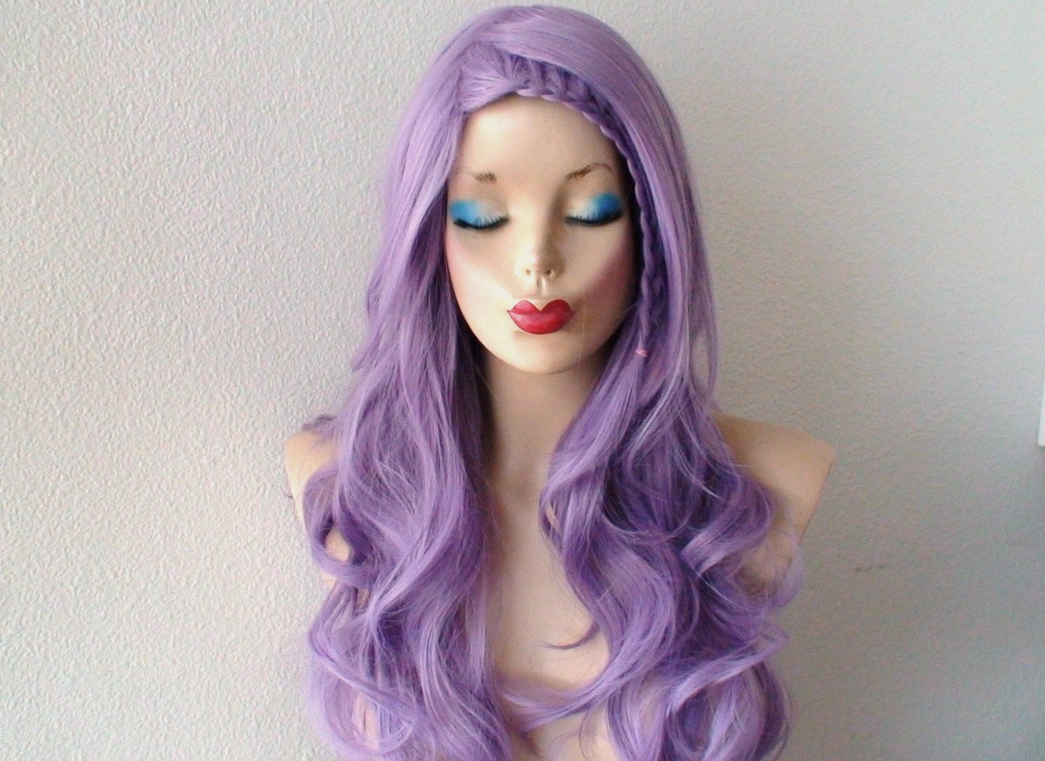 Light Purple Wigs 68