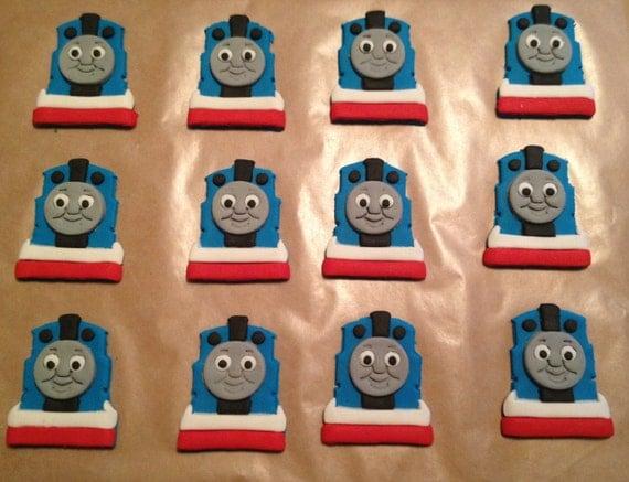 Thomas Cake Decorating Kit from PeaceLoveandCakeNY on Etsy ...
