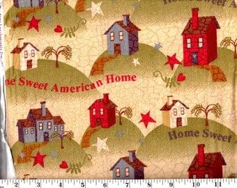 1 Yard, Home Sweet American Home