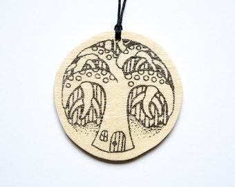 """Pendant """"Tree"""""""