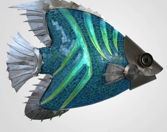 Fish Light - wall lamp