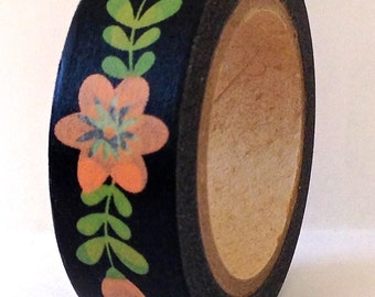 REDUCED Washi Tape GYPSY 15mm x 10meters
