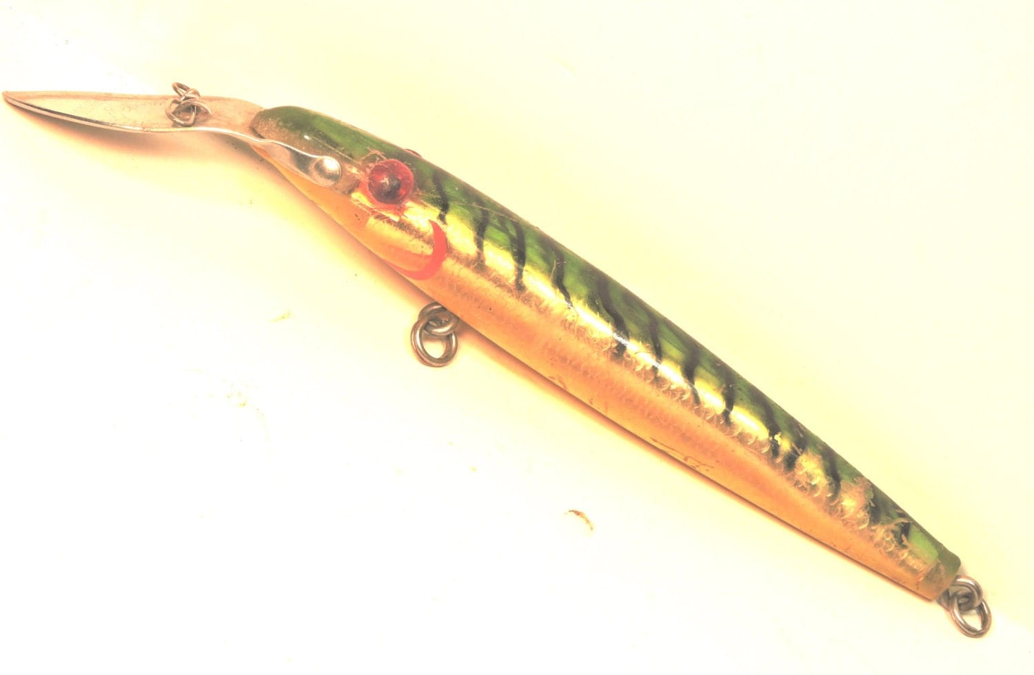 Fishing lure large vintage lure for display by mainetrader for Fishing lure display