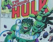 Incredible Hulk Marvel Comic Book November 1983 Vol. 1 No. 289