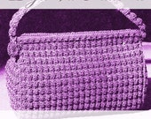 Vintage 1940s Bobble Purse Crochet Pattern INSTANT DOWNLOAD - PDF